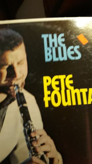 Pete fountain the blues. for Sale in Tracy, CA