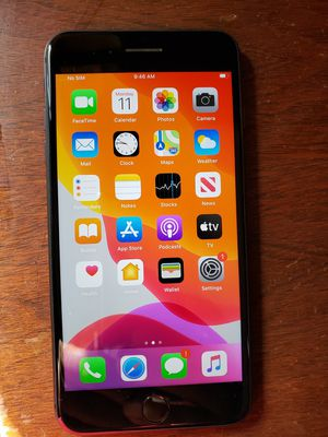 iPhone 8 plus unlocked for any carriers for Sale in Lynwood, CA