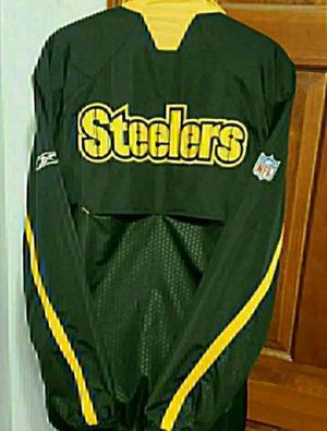 Pittsburgh Steelers Windbreaker for Sale in Middletown, MD