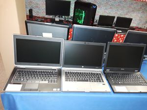 BUSINESS CLASS LAPTOPS CORE i5 Windows 10 for Sale in Kennedale, TX