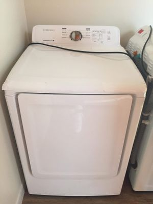 Samsung white digital washer and dyer for Sale in Fall River, MA