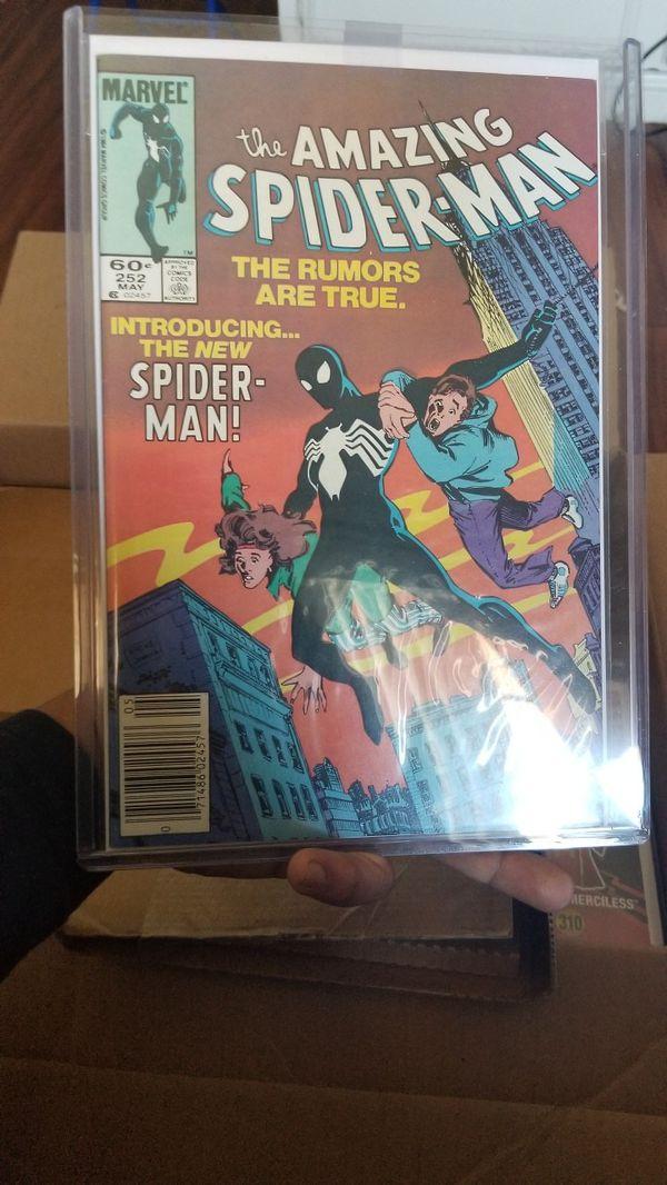 Amazing spider man no 252