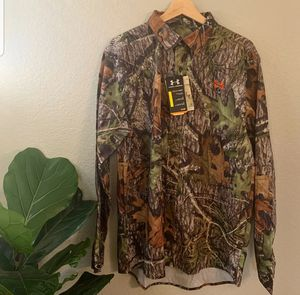 Under Armour Longsleeve Camo Shirt for Sale in Chula Vista, CA
