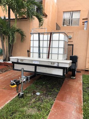 2019 Carry-On Trailer 5X8 for Sale in Hialeah, FL