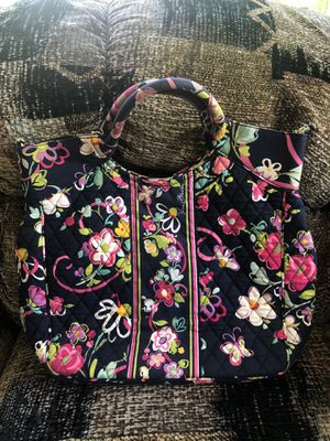 Vera Bradley Floral Fabric Purse / Tote Bag for Sale in Issaquah, WA