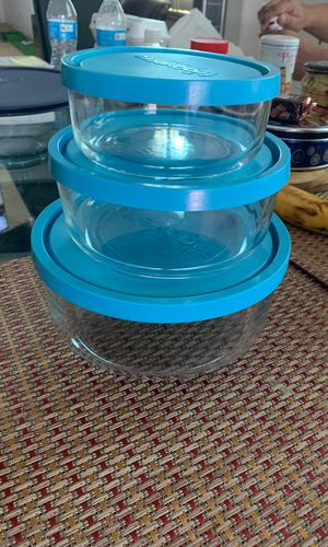 Frigoverri glass storage containers similar to Pyrex for Sale in Chandler, AZ