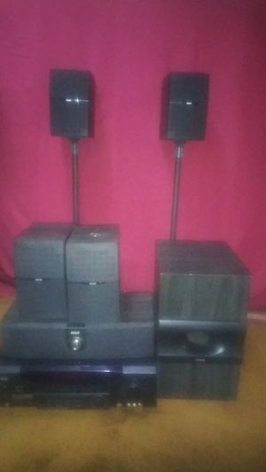Stereo System 500 watts for Sale in San Gabriel, CA