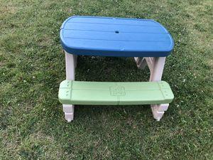 Step 2 picnic table for Sale in Harrisonburg, VA