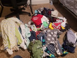 Baby Boy 3-6months clothes for Sale in Portsmouth, VA