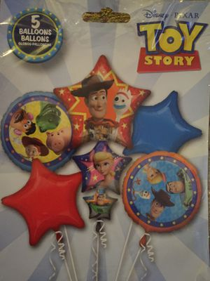 Toy Story birthday supplies for Sale in Lenexa, KS