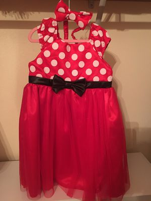 Minnie Mouse Dress for Sale in Elma, WA