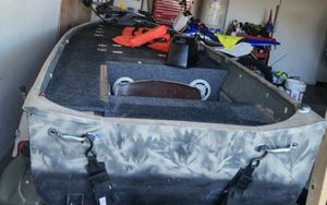 14.5 ft Bass Tracker Boat for Sale in Tempe, AZ