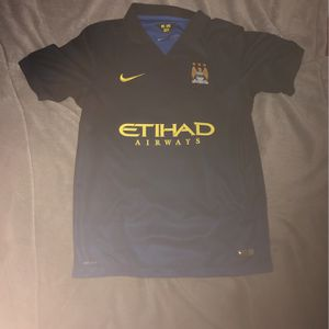 Manchester City Jersey for Sale in Watertown, MA