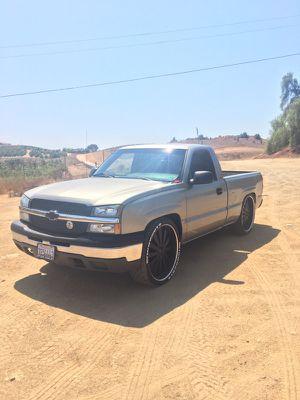 Silverado for Sale in Riverside, CA