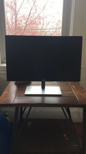 "AOC 21.5"" LCD Computer Monitor for Sale in Brookline, MA"