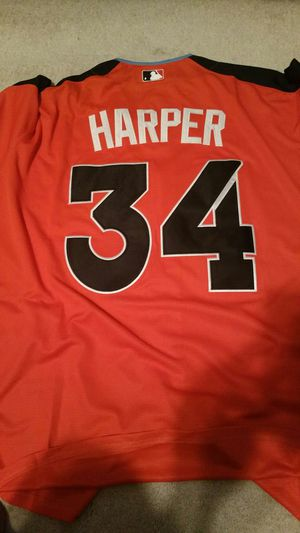 Baseball jersey for Sale in South Riding, VA