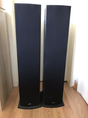 Polk Audio Floor Standing Tower Speakers for Sale in New York, NY
