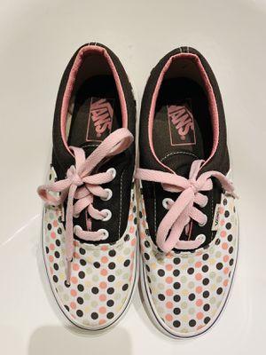Vans Women's Sneakers (very cute) for Sale in San Francisco, CA