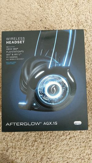 Afterglow AGX.1S Wireless Headset for Sale in Eastvale, CA