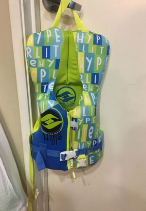 Life vest like new for Sale in San Diego, CA