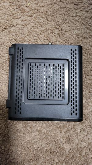 Motorola Surfboard cable modem SB6121 for Sale in Bellevue, WA