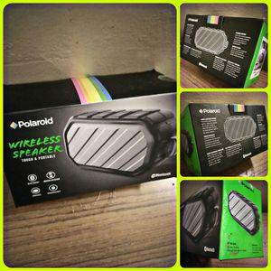 Brand new Polaroid Wireless Bluetooth Speaker for Sale in Lexington, KY