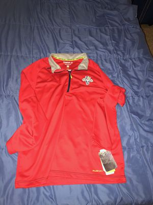 Florida Panthers Play Dry Reebok Center Ice Collection 1/4 Zip XL NWT for Sale in Plantation, FL