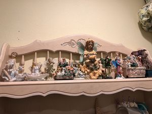 Fairy Statue Collection for Sale in San Jose, CA