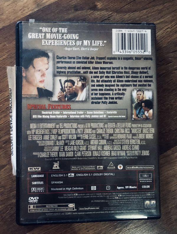 Monster DVD