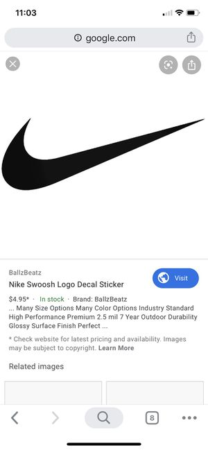 Need 2 Nike employee store passes for Monday please for Sale in Concord, CA