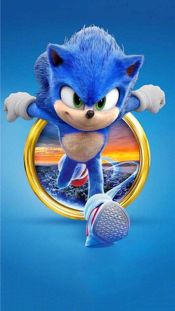 4K Digital Code For Sale! Sonic The Hedgehog!