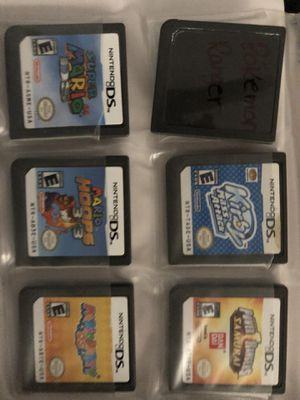 18 Nintendo DS games for Sale in Surprise, AZ