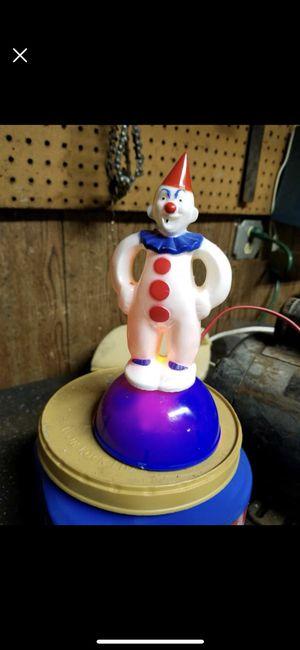 Antique Clown nightlight for Sale in Berea, OH