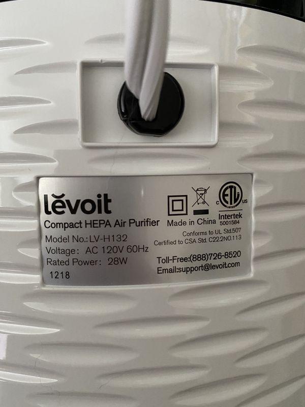 Levoit HEPA Air Purifier