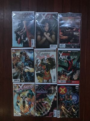 Marvel Comics X-Men for Sale in Richmond, CA