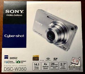 Sony Cyber-shot DSC-W350 14.1mega-pixels camera...NEW for Sale in Portland, OR