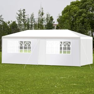 10x20 wedding party tent for Sale in San Diego, CA