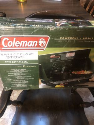 Coleman Stove for Sale in Sherwood, OR