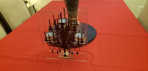 Christmas decoration candle holder for Sale in Woodbridge, VA