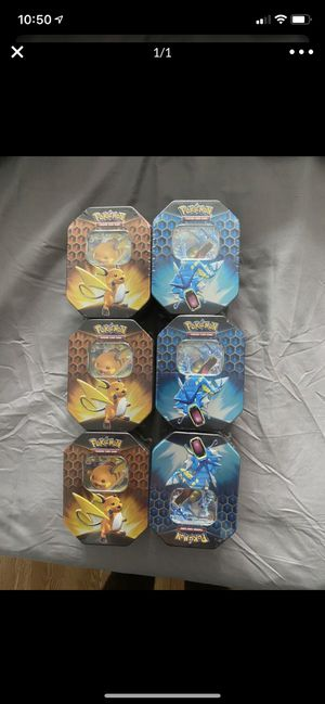 Hidden fates 6 boxes $37 each for Sale in Fountain Valley, CA