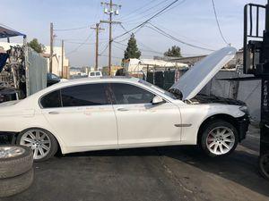 2010 2011 2012 BMW 750 door bumper headlight PArts for Sale in Huntington Beach, CA