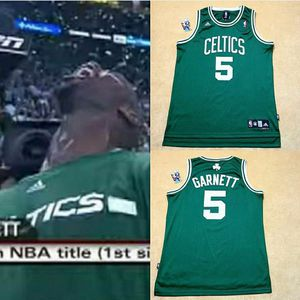 Boston Celtics garnett Jersey Sz-L Red Sox Patriots adidas Nike jordan rondo tatum for Sale in Henderson, NV