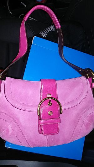 Coach pink purse New for Sale in Hacienda Heights, CA