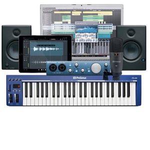 Presonus Studio . Apple Tablet Not included . for Sale in College Park, GA