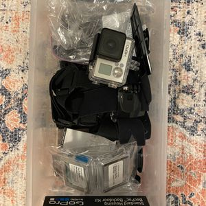 GoPro Hero 3 w/ accessories AS IS for Sale in Brea, CA