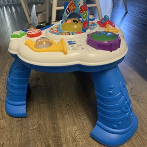 Baby Einstein Discovering Music Activity table In Perfect Condition for Sale in Phoenix, AZ