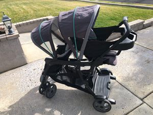 Double stroller for Sale in Upland, CA