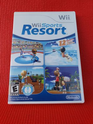 Wii sport resort wii for Sale in Norwalk, CA