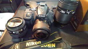 Nikon D5500 for Sale in Pomona, CA