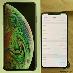 iPhone XS Max 64gb Space Gray Sprint for Sale in Franklin, TN